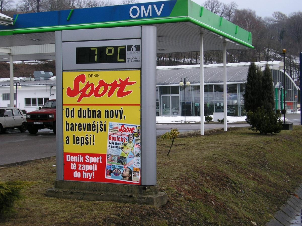 DENÍK SPORT - Liberec / OMV