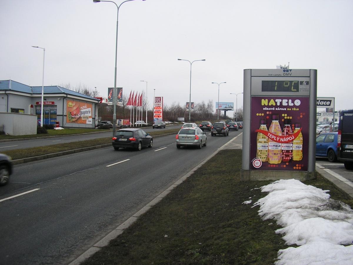 NATELO - Praha Barrandovská / OMV