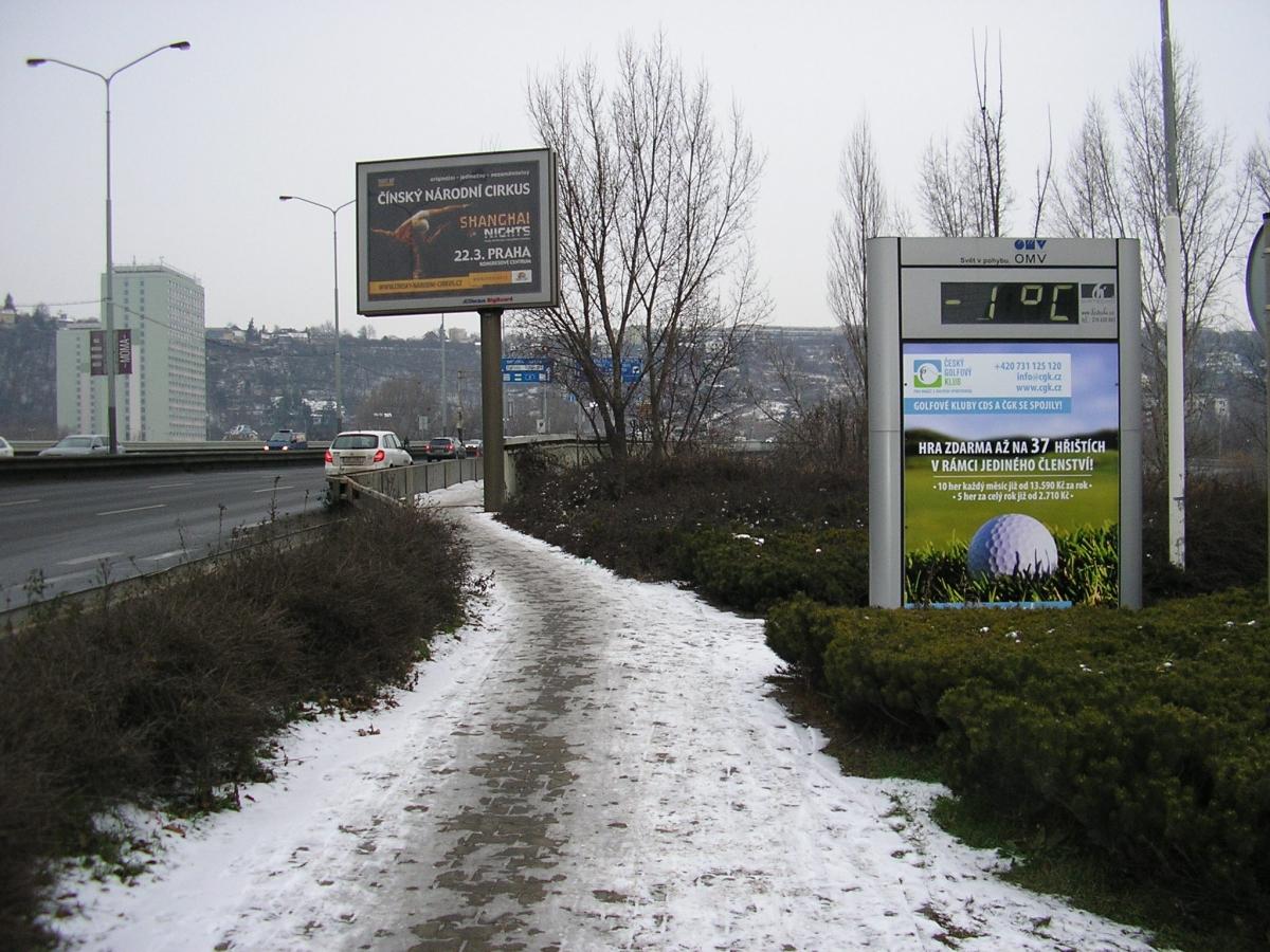 ČGK - Praha Argentinská ul. / OMV