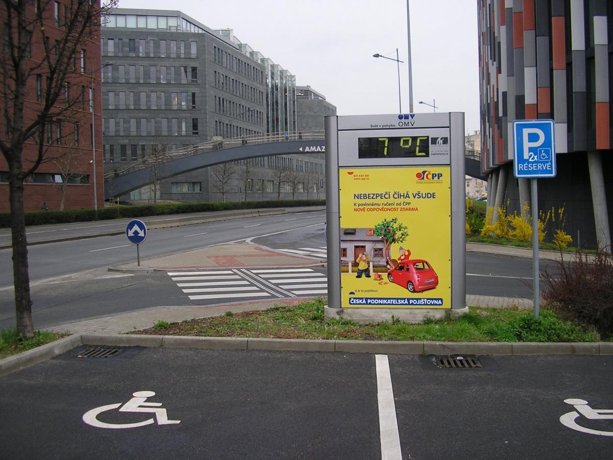 Kampaň na teploměrech pro ČPP