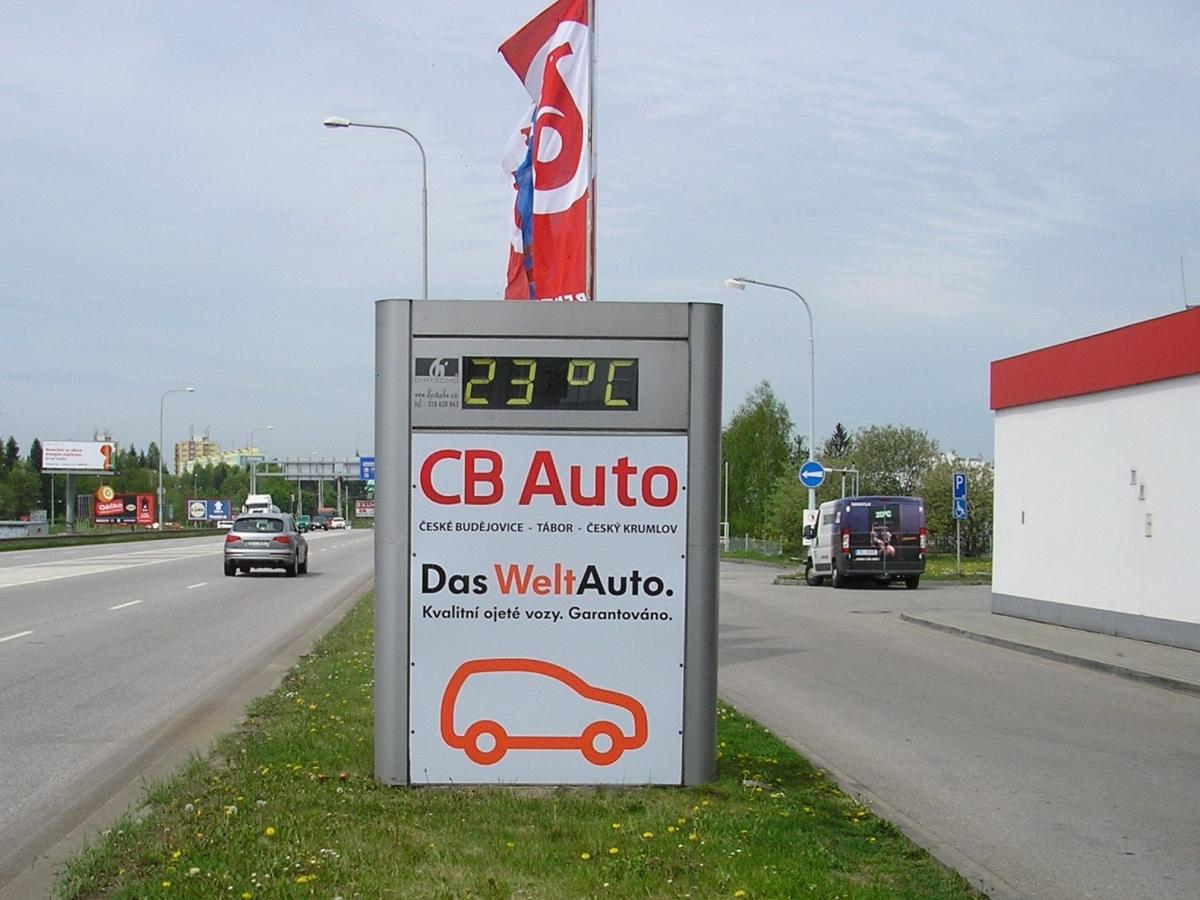 České Budějovice CB AUTO