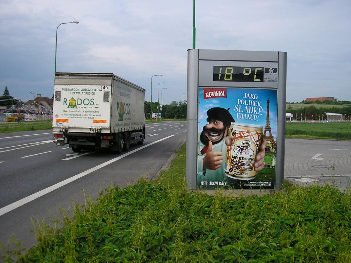 Jižní Morava - kampaň MR.BROWN