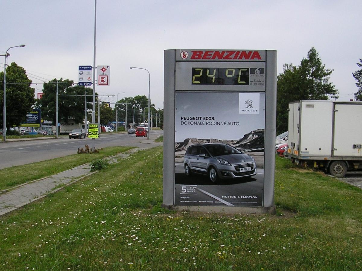 Outdoorová kampaň na Peugeot 5008