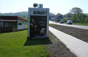 Teploměr Severní Čechy 086