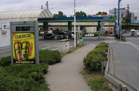 Teploměr Praha 091